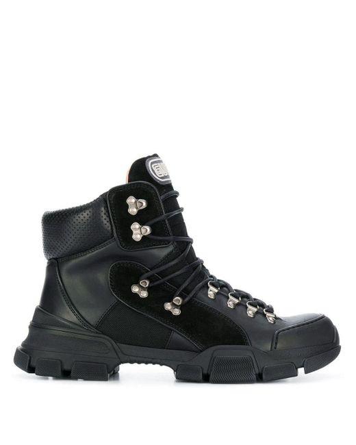 zapatos deportivos 50a64 bffca Botines Flashtrek de hombre de color negro