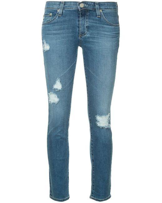 AG Jeans Prima ジーンズ Blue