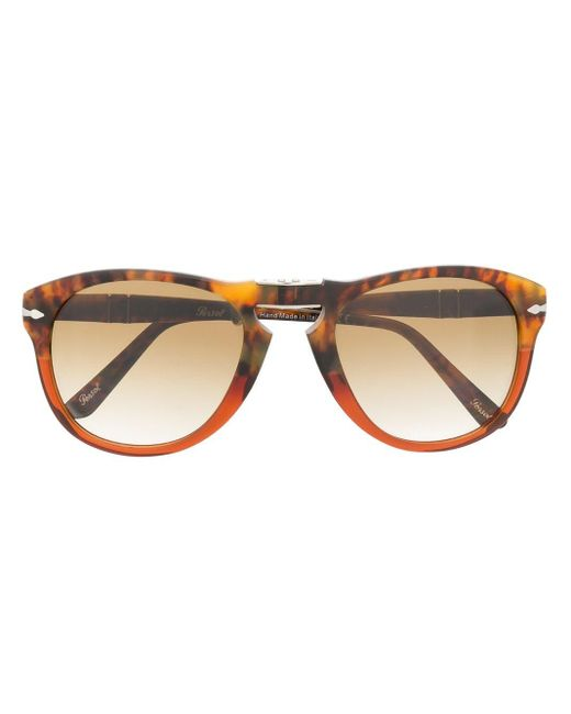 Persol 714 グラデーション サングラス Brown