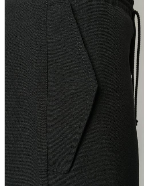 メンズ OAMC ギャザー パンツ Black