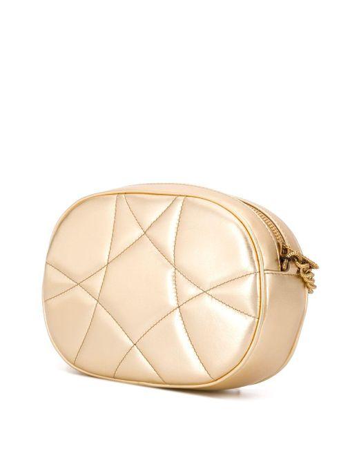 Dolce & Gabbana Devotion カメラバッグ Metallic