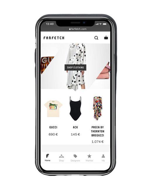 メンズ Dolce & Gabbana Iphone 11 Pro フォンケース Black