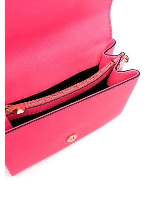 Philipp Plein ビジュー ショルダーバッグ Pink