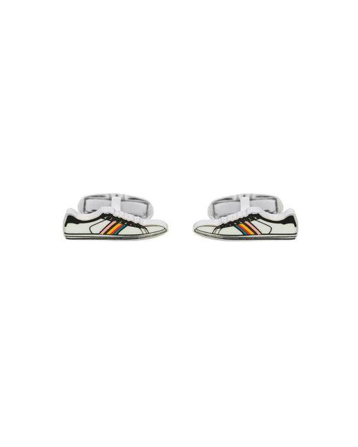 メンズ Paul Smith スニーカー カフスボタン Multicolor