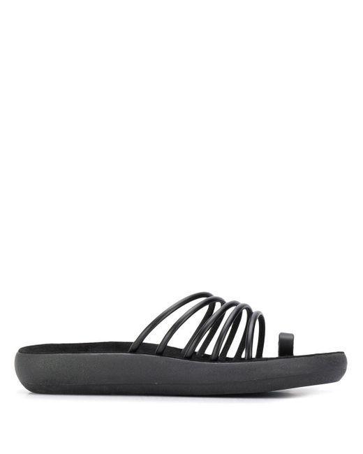 Ancient Greek Sandals Hypatia ストラップサンダル Black