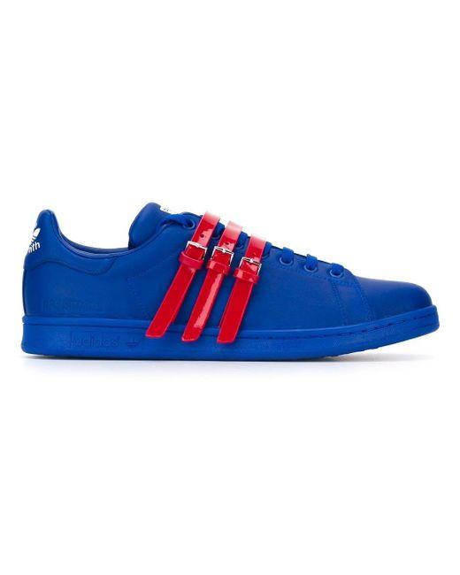 メンズ Adidas Stan Smith スニーカー Blue
