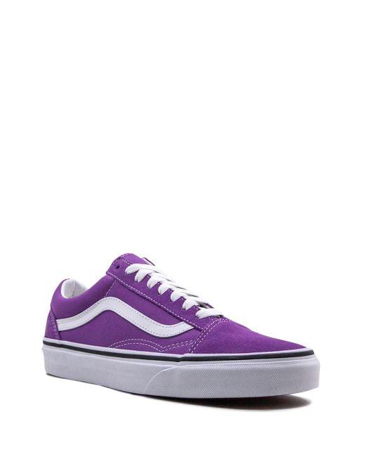 メンズ Vans Old Skool スニーカー Purple