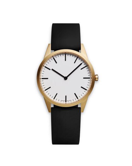 メンズ Uniform Wares C35 腕時計 Multicolor