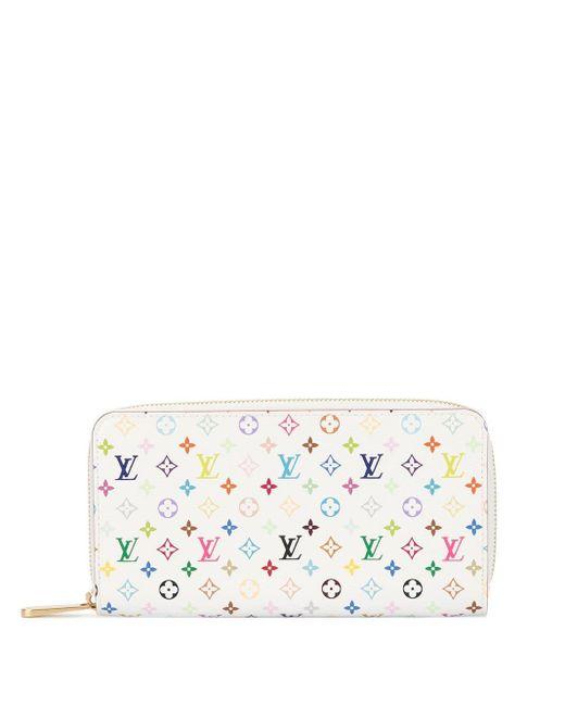 Louis Vuitton ファスナー財布 Multicolor