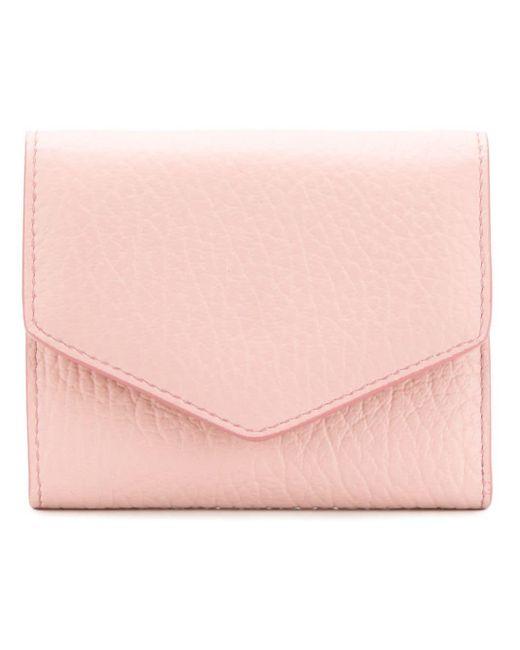 Maison Margiela 三つ折り財布 Pink