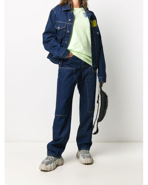 メンズ Helmut Lang Industry ジーンズ Blue