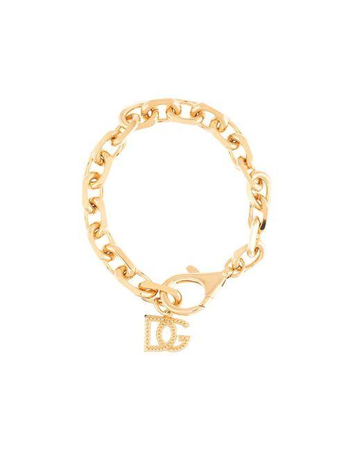 Dolce & Gabbana チェーンリンク ブレスレット Metallic