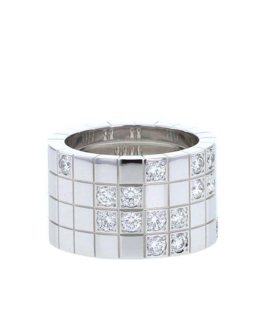 Cartier プレオウンド Lanière ダイヤモンド リング 18kホワイトゴールド White