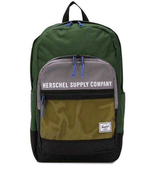 メンズ Herschel Supply Co. Kaine バックパック Green
