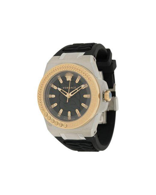 Versace Chain Reaction 40mm 腕時計 Multicolor