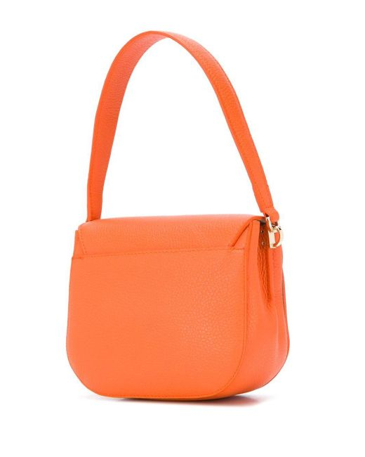 Furla Sleek ショルダーバッグ ミニ Orange