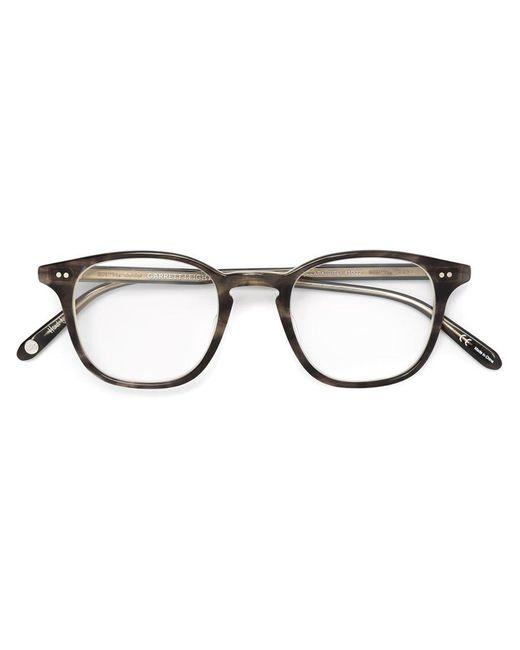 Garrett Leight - Green 'clark' Glasses - Lyst