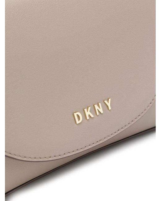 DKNY Dayna ショルダーバッグ Natural