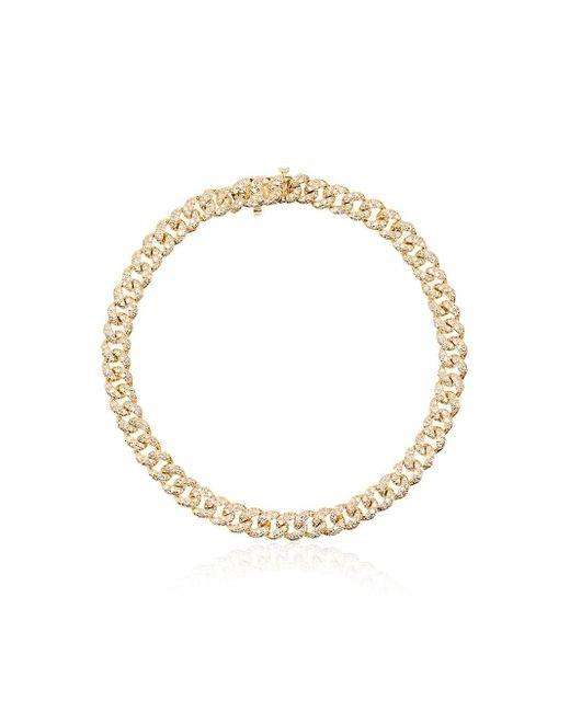 SHAY ダイヤモンド ブレスレット 18kイエローゴールド Metallic