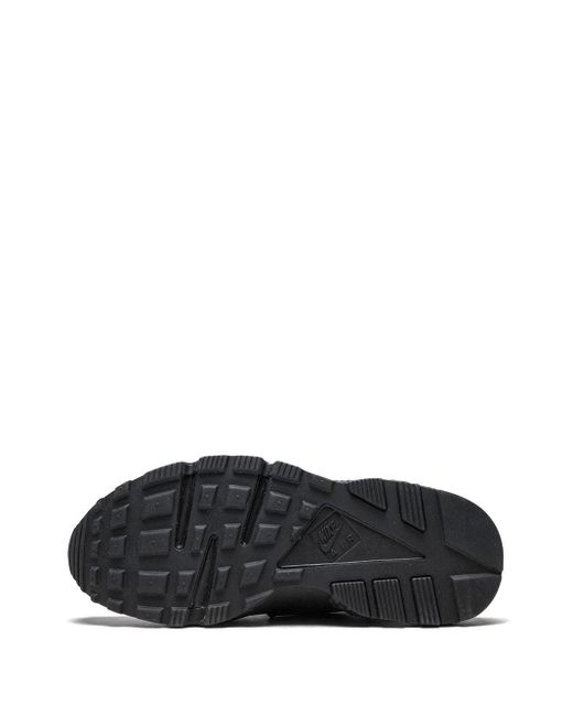 Nike Wmns Air Huarache Run Sneakers in het Black