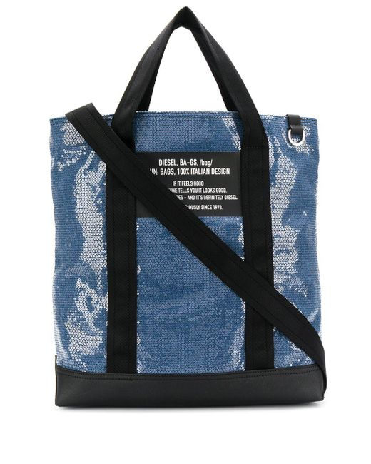DIESEL F-thisbag Showay ハンドバッグ Multicolor