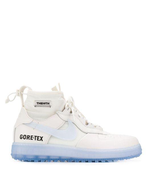 メンズ Nike Air Force 1 Gore-tex スニーカー White