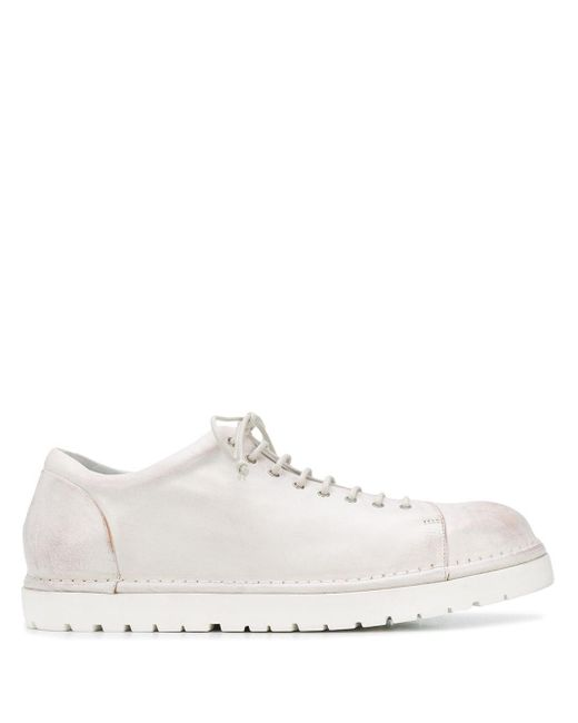 Marsèll White Low-top Sneakers for men