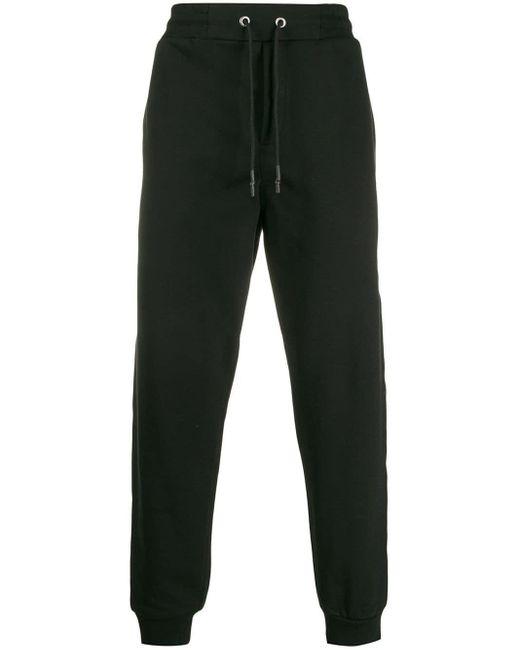 メンズ McQ Alexander McQueen ロゴ トラックパンツ Black
