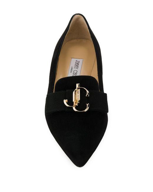 Туфли-лодочки Gala Jimmy Choo, цвет: Black