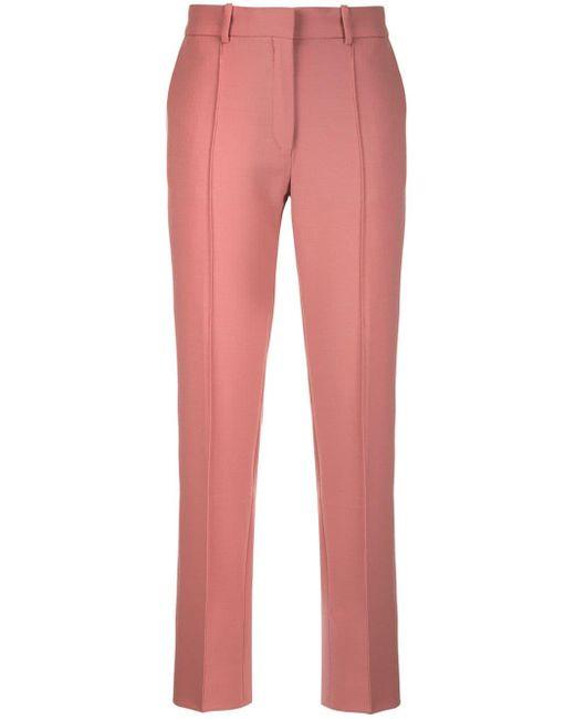ROKH テーパード パンツ Pink