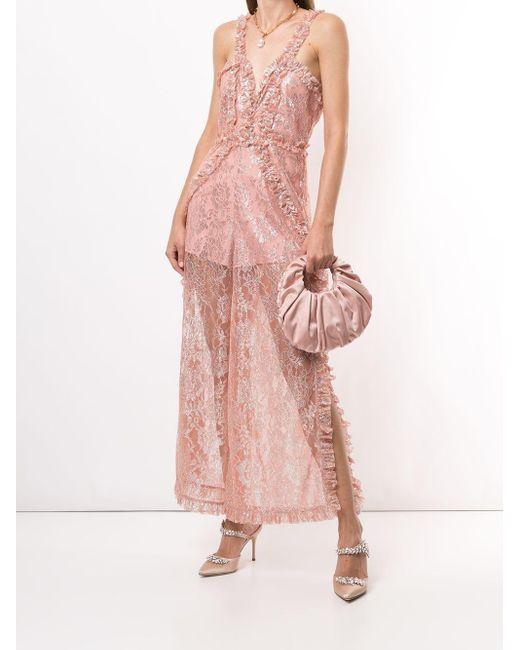 Alice McCALL Be Mine ジャンプスーツ Pink
