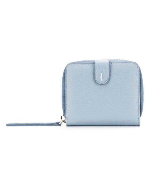 Maison Margiela シグネチャー ステッチ 財布 Blue