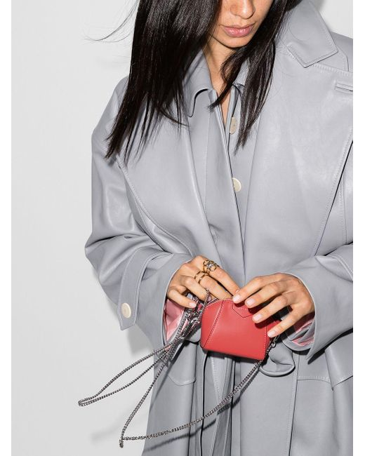 Мини-сумка Baby Antigona Givenchy, цвет: Multicolor