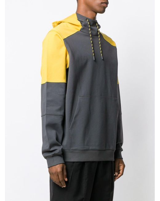 40f4508ac Lyst - The North Face Contrast Panel Hoodie in Gray for Men