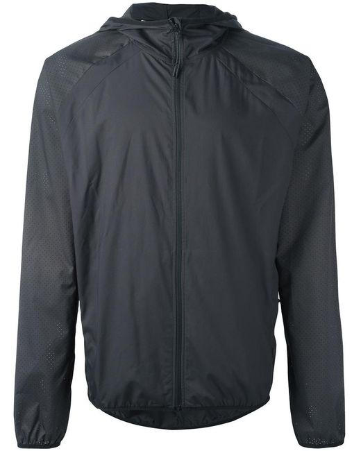 Stampd - Black Technical Perforated Sport Jacket for Men - Lyst
