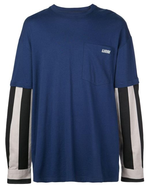 メンズ Lanvin スウェットシャツ Blue