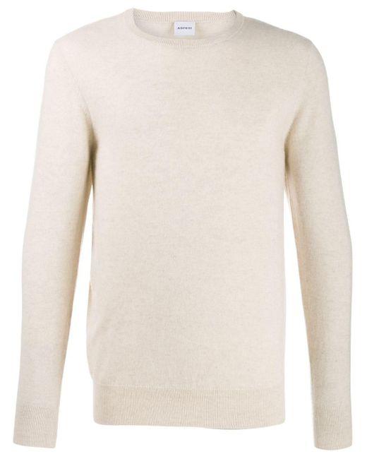 メンズ Aspesi クルーネック セーター Multicolor