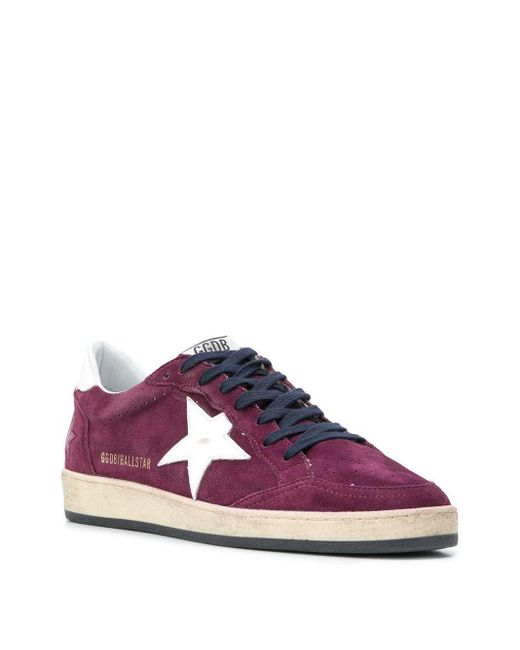 メンズ Golden Goose Deluxe Brand Superstar スニーカー Pink