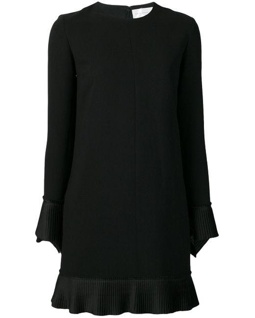 Victoria, Victoria Beckham シフトドレス Black