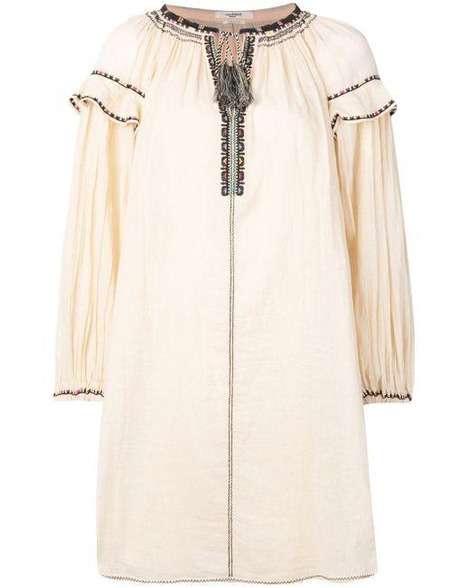 Étoile Isabel Marant ルーズフィット ドレス Natural