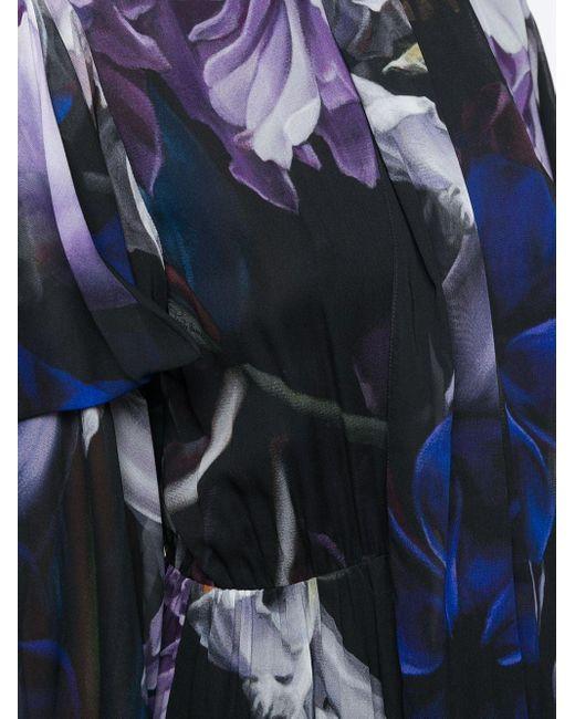 Roberto Cavalli Marchito ロングドレス Multicolor