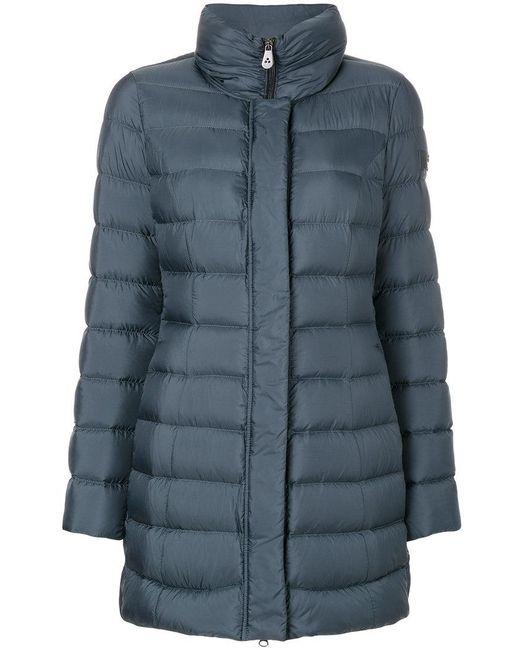 Peuterey | Blue Down Coat | Lyst