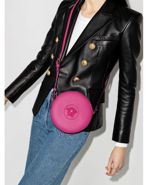 Versace メデューサ ショルダーバッグ Pink