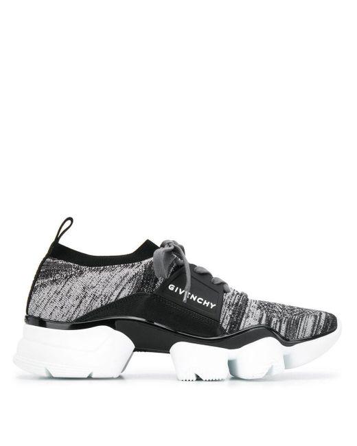 Baskets Jaw en maille Givenchy pour homme en coloris Gray