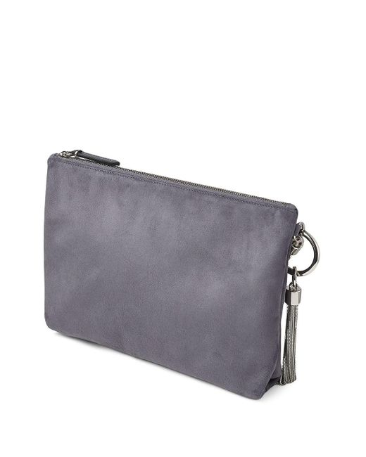 Jimmy Choo Callie ハンドバッグ Gray
