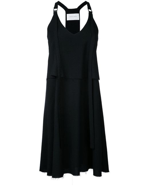 Strateas Carlucci | Black Tier Dress | Lyst