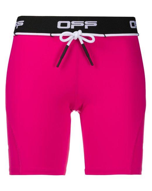 Off-White c/o Virgil Abloh Active サイクリングショーツ Pink