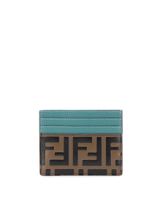 Fendi カードケース Multicolor