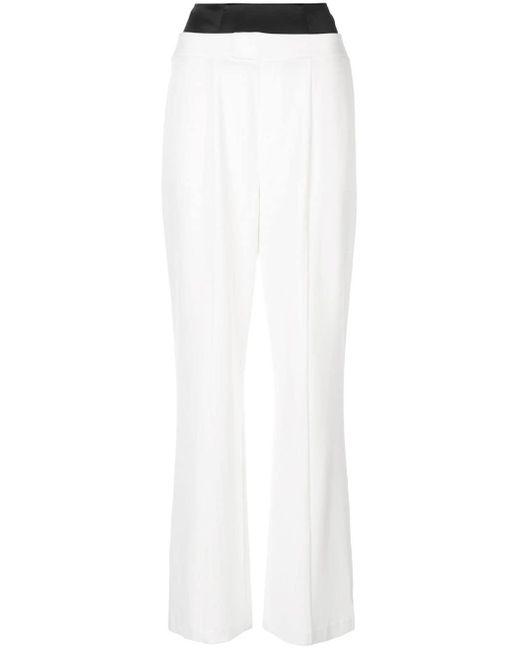 Fleur du Mal Cleanline Corset パンツ White
