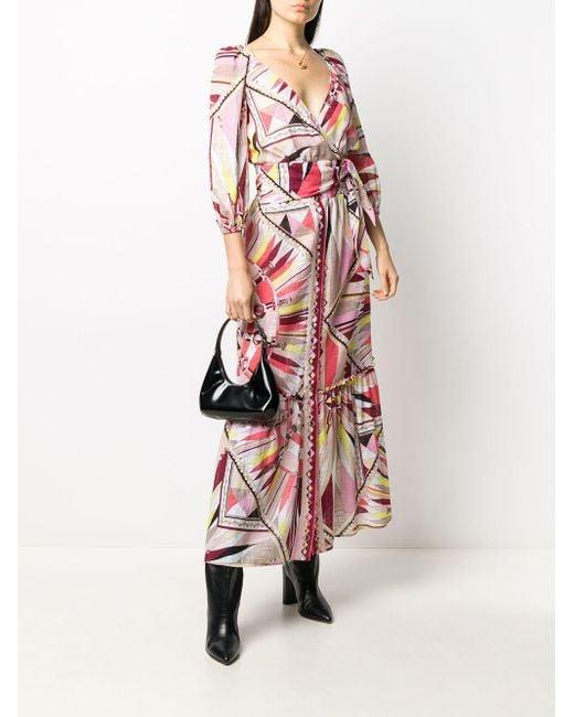 Emilio Pucci Bes スカート Pink